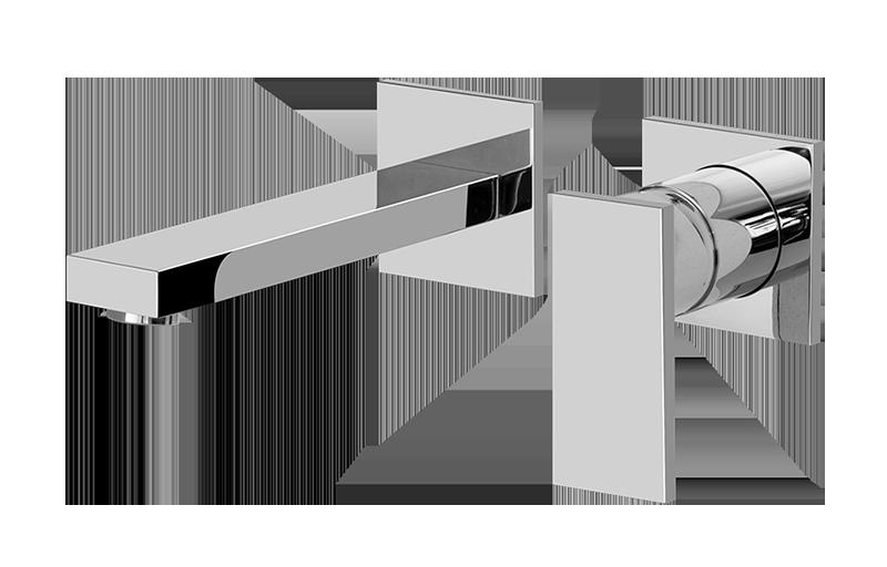 Seifenablage Fur Dusche : WT-Einhandbatterie für Wandmontage mit 19cm ...