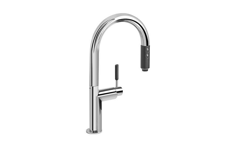 Oscar Pull-Down Kitchen Faucet :: Kitchen :: GRAFF