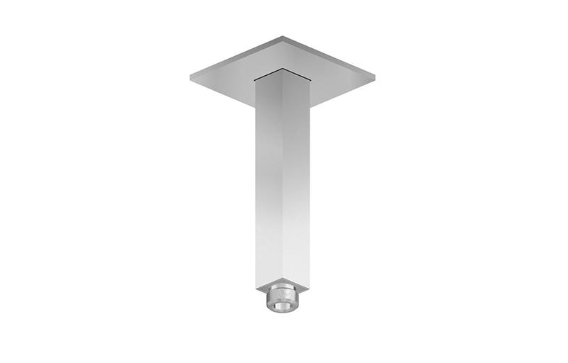 Contemporary 6u201d Ceiling Shower Arm