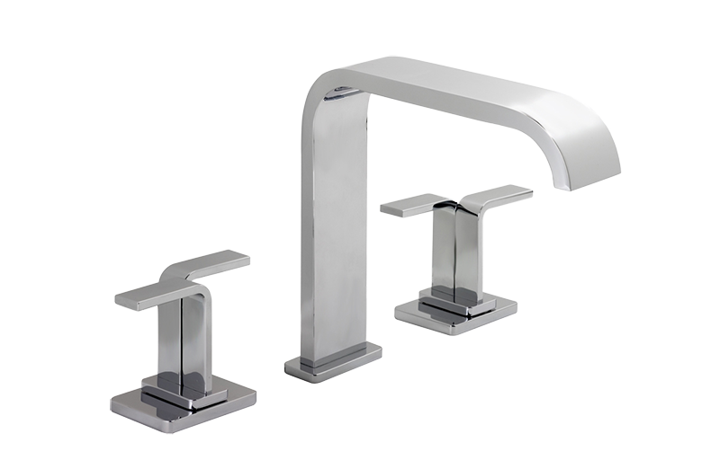 Immersion Widespread Lavatory Faucet Bathroom Graff