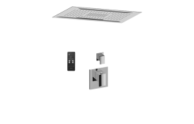 M-Series Thermostatic Shower System - Shower