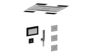 Aqua-Sense Complete Thermostatic Shower System