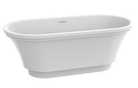 Camden Bathtub in Sleek-Stone® Lite