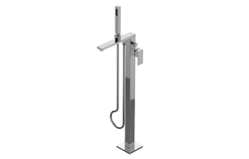 Incanto Floor-Mounted Tub Filler