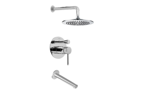 M.E. Pressure Balancing Shower System - Tub and Shower