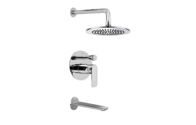 Sento Pressure Balancing Shower System - Tub and Shower