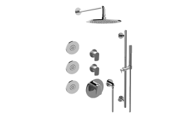 Sento M-Series Full Thermostatic Shower System
