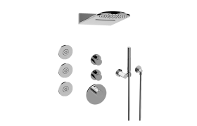 Aqua-Sense Full Thermostatic Shower System