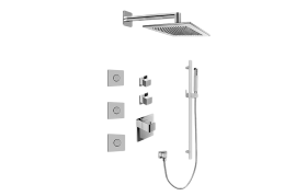 Incanto M-Series Full Thermostatic Shower System