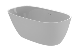 Musa Bathtub in Sleek-Stone®