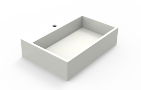 Sublime Sink in Sleek-Stone®