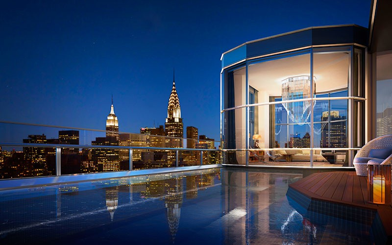 One57 Luxury Condominiums (Carnegie 57)