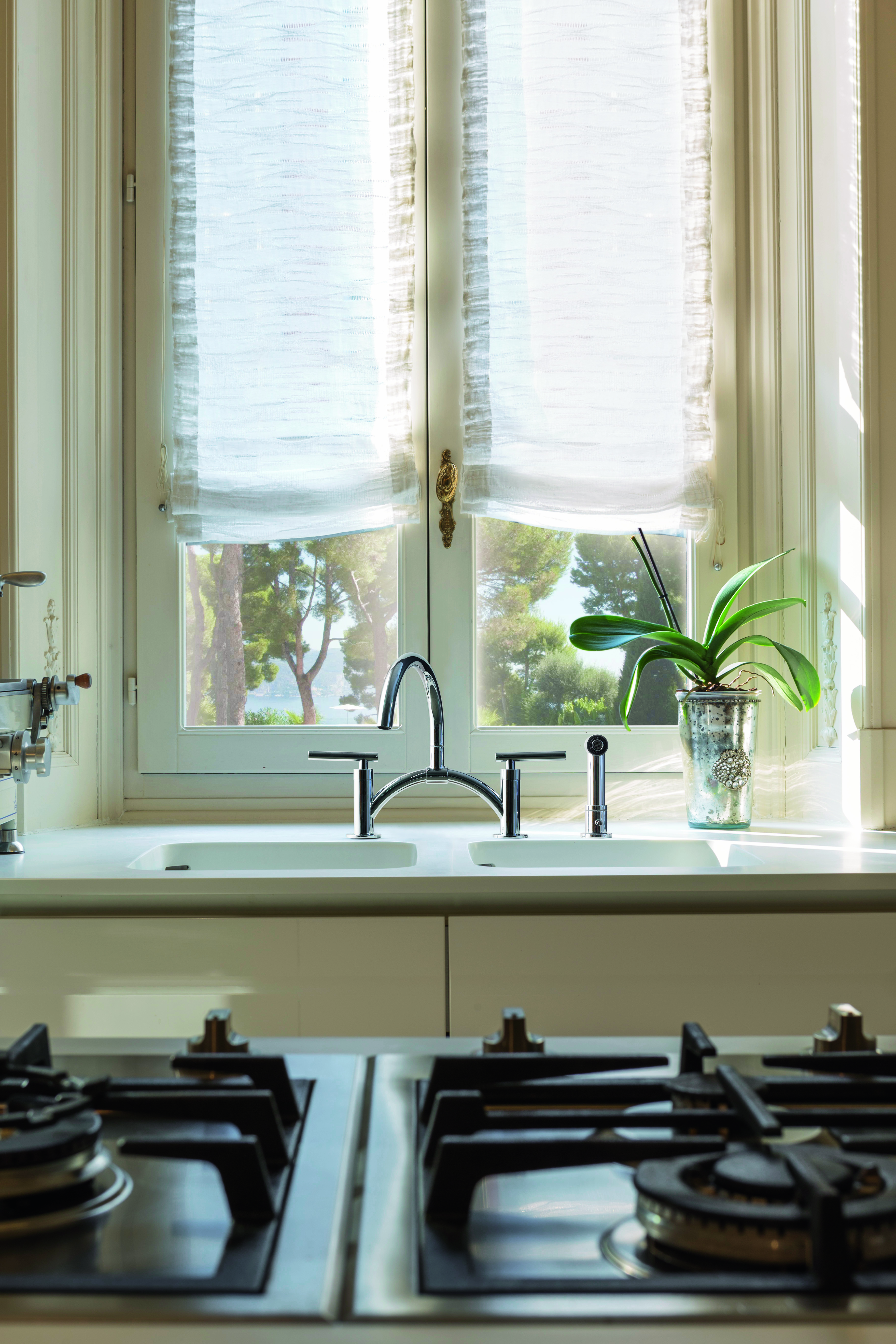 GRAFF präsentiert die innovative Sospiro Küchenarmatur ...
