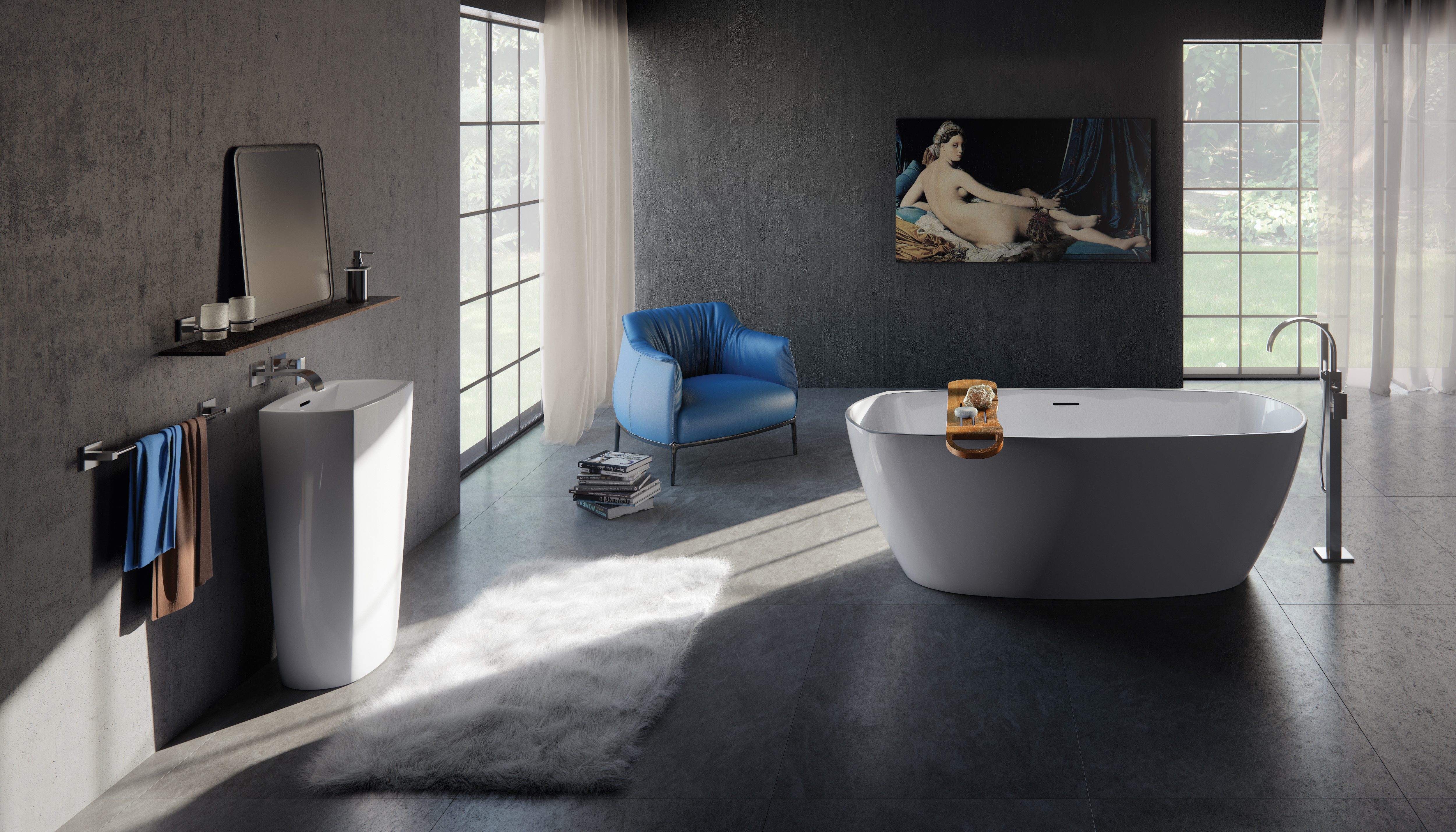 g faucet tubs bath sinks artisan graff home post crafted single faucets lav lavatory stealth