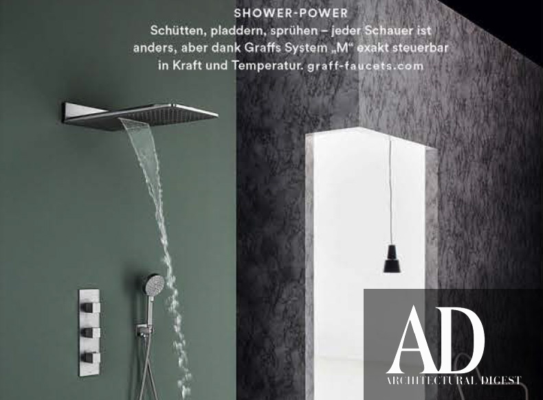 GRAFF M-Series System Delights in AD Germany