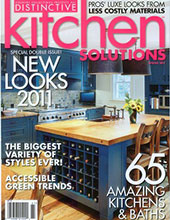 Stealth and Duxbury by GRAFF l Distinctive Kitchen Solutions