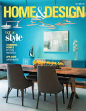 Nantucket Faucet by GRAFF l Home & Design Magazine