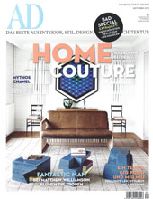 GRAFF Ametis Ring l Architectural Digest Germany