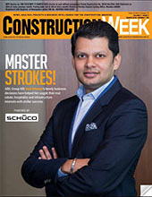 GRAFF's Aqua-Sense Shower System l Construction Week Magazine
