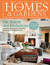 GRAFF's New Gold Finish l Homes & Gardens