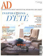 The Ad Guide: 25 ideas to beautify the bathroom l Architectural Digest France