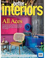 GRAFF's Thermostatic Shower System | Better Interiors Magazine