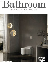 Dressage Free-Standing Vanity from GRAFF l Hospitality Interiors' Bathroom