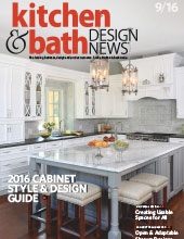 GRAFF Sento Exposed Shower in Product Trend Report l Kitchen & Bath Design News
