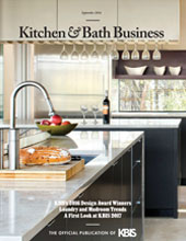 GRAFF's New Showroom and M.E. Kitchen Faucet l Kitchen & Bath Business
