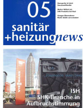New Product at ISH l Sanitär Heizung News